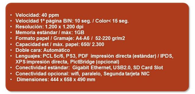SP C440DN