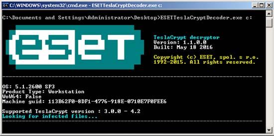 ESET Ransomware 1
