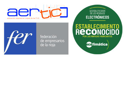 Logos web federacion de empresas 2017 web