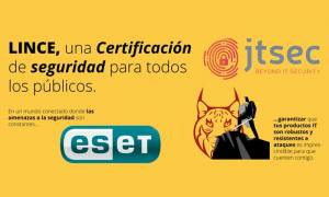 Eset Certificacion Lince