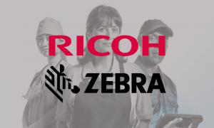 Ricoh + Zebra Technologies