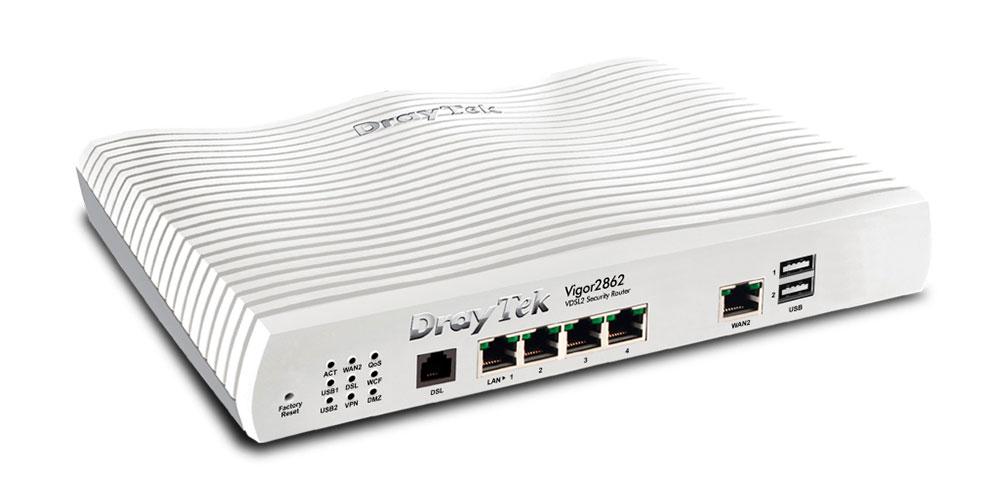 Router. Draytek